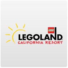 LEGOLAND California & SEA LIFE - 1 Dia + Segundo Dia Grátis